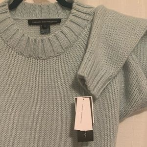 French Connection Oversized Snuggle Sweater NWT